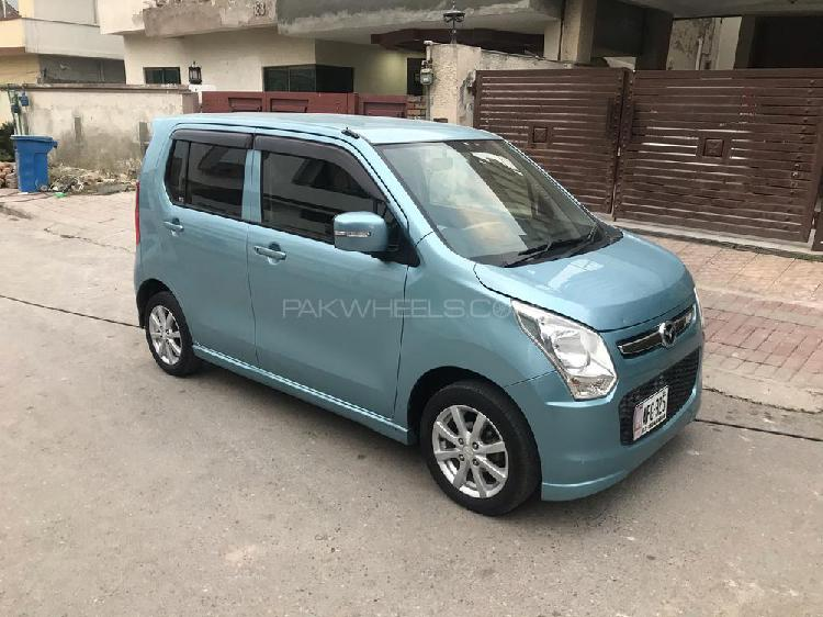 Suzuki wagon r fx limited 2014