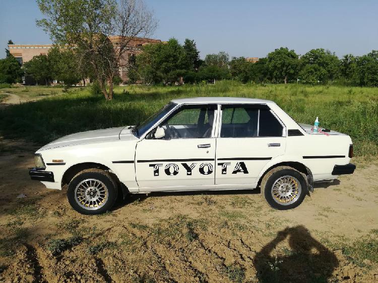Toyota corolla gl 1980