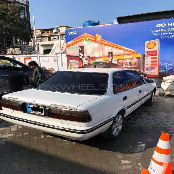 Toyota corolla se limited 1990