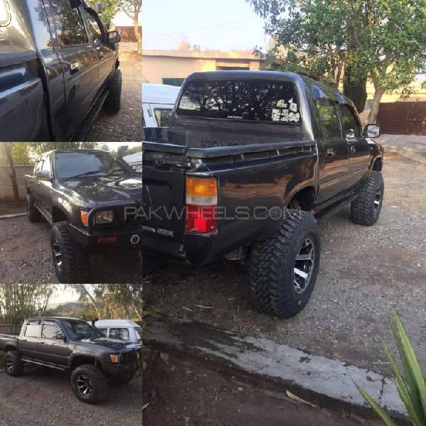 Toyota hilux 4x4 d/c (up spec) 1990