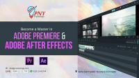 Become A Master In Adobe Premiere And After Effects, Lahore