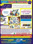 Learn graphic designing course, islamabad