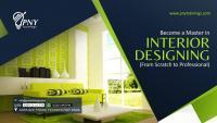 Master in interior designing course in lahore