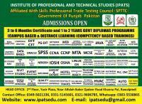 Web designing course rawalpindi govt recognized edu