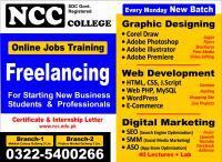 Web Development Training Courses In Lahore Pakistan