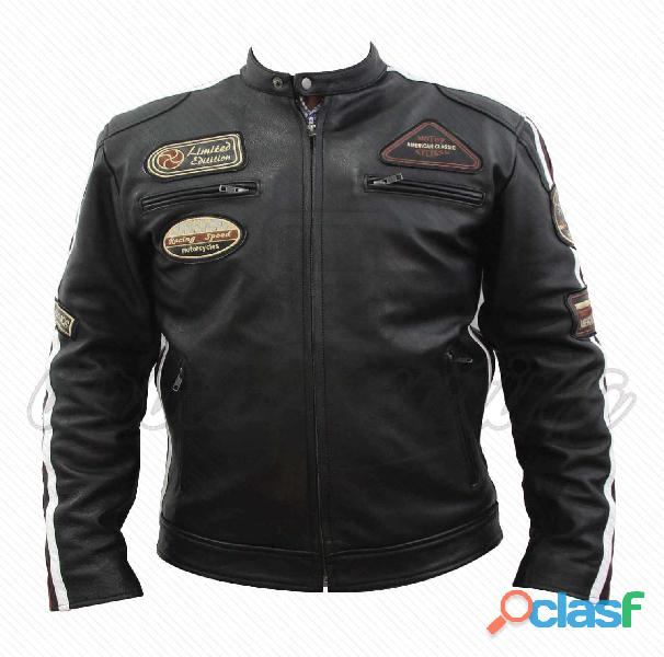 Manufacturer of leather and textile jackets