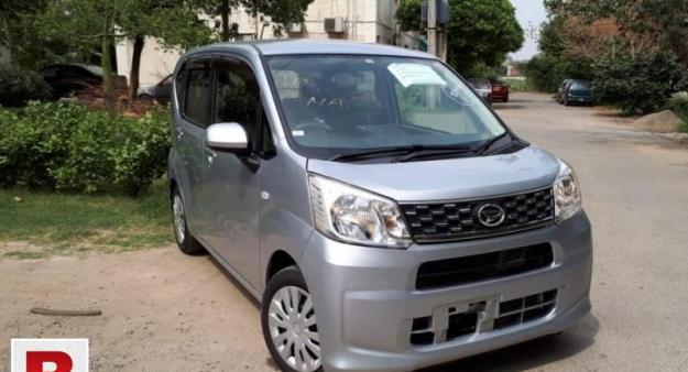 Daihatsu Move 2007 and 2018 Get On Easy Monthly Installment