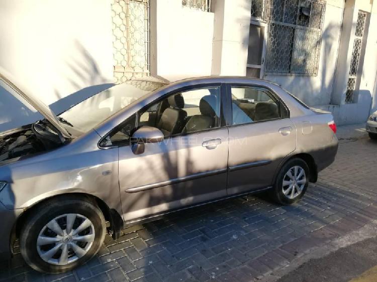 Honda City i-DSI 2008