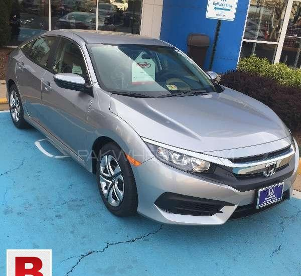 Honda Civic 2016 Get On Easy Monthly Insatllment Just 20