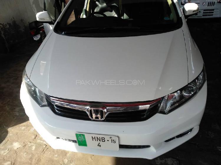 Honda civic vti oriel prosmatec 1.8 i-vtec 2015