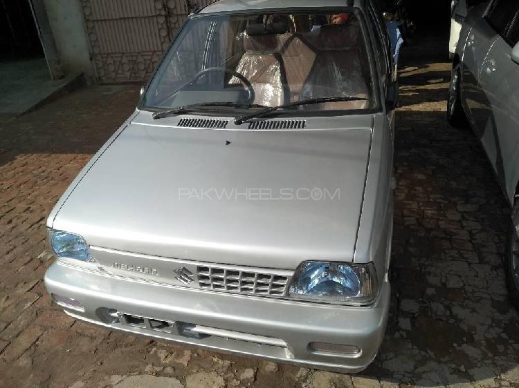 Suzuki mehran vxr euro ii 2019