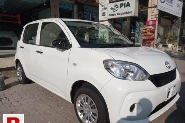 Toyota Passo 2016 Get On Easy Monthly Installment Just 20%