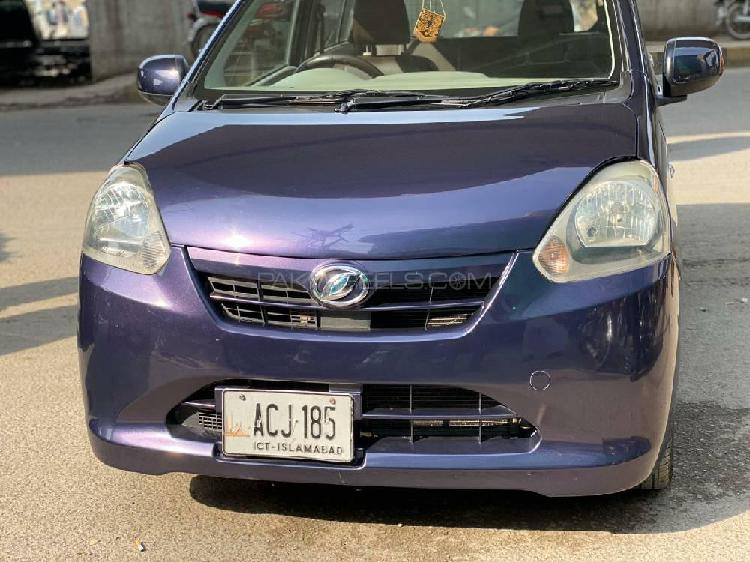 Daihatsu mira es 2013