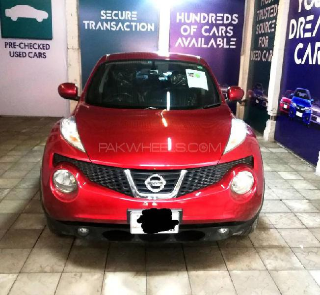 Nissan juke 15rx premium personalize package 2012
