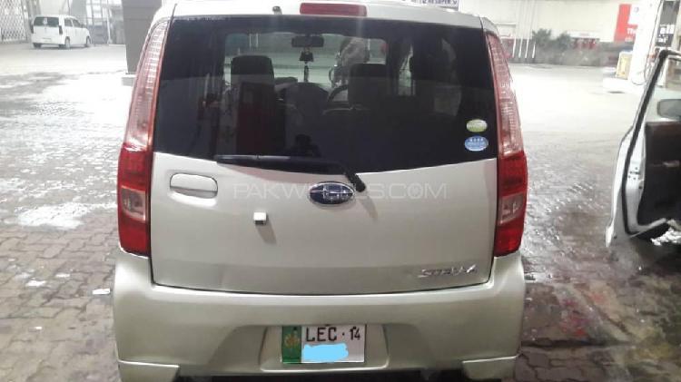 Subaru stella g smart assist 2011