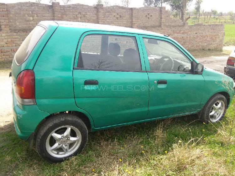 Suzuki alto vxr 2000