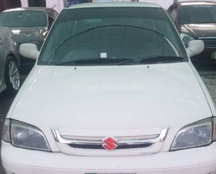 Suzuki cultus vxri 2010