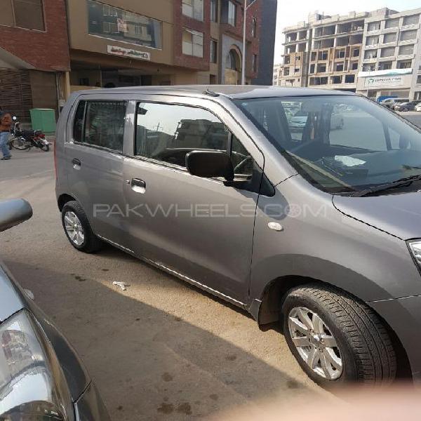 Suzuki wagon r vxr 2015