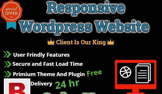 Cheap website development services
