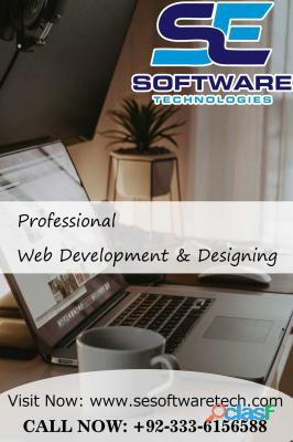 Website development / designing company | se software technologies |