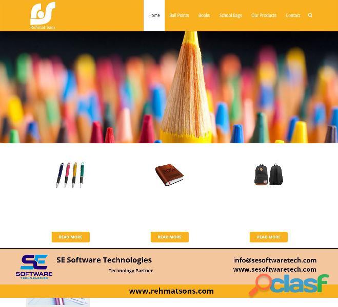 Website development / Designing Company | SE Software Technologies | 1