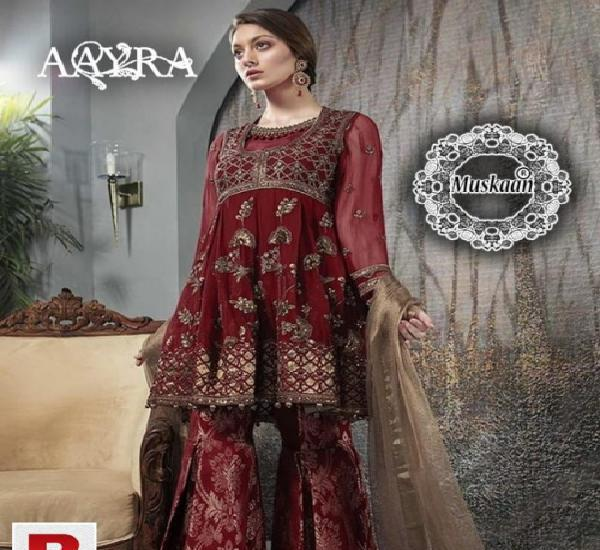 Aayra chiffon vol iii-formal collection-d2