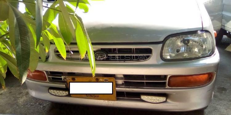 Daihatsu cuore cx automatic 2006