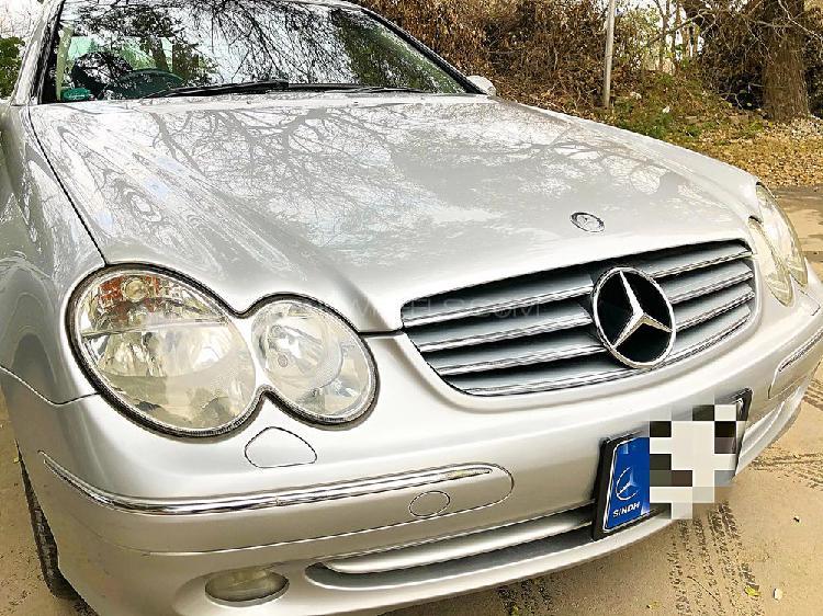 Mercedes benz clk class 2003