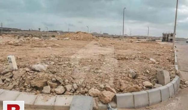 Residential plot 120 yds sale in Sanober Garden karachi