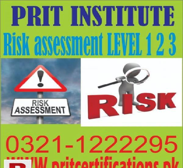 Risk assessment level 1 course in pakistan