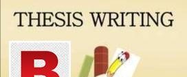Thesis and report writing service