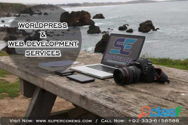 Professional wordpress website development services | se software technologies |