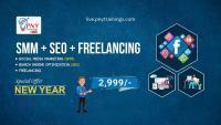 Become social media marketing,seo and freelancing expert,