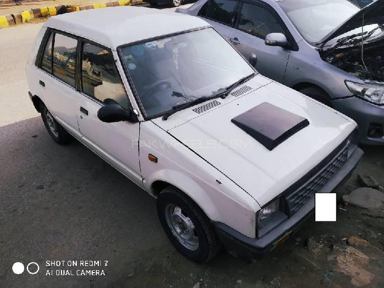 Daihatsu charade cx turbo 1984