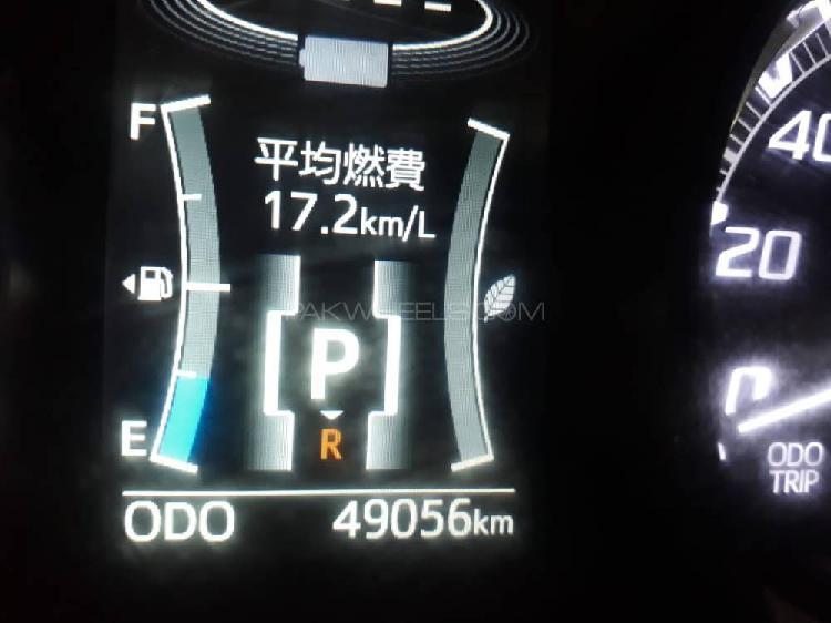 Daihatsu move custom x 2015