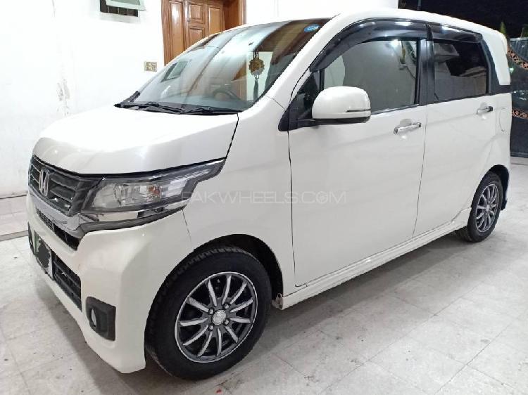 Honda n wgn custom g l package 2014
