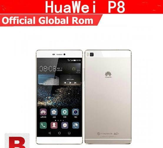 Huawei p8 dual sim pta approved set. 64 gb, card slot / 3 gb