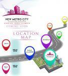 New metro city on main gt road,125 sq