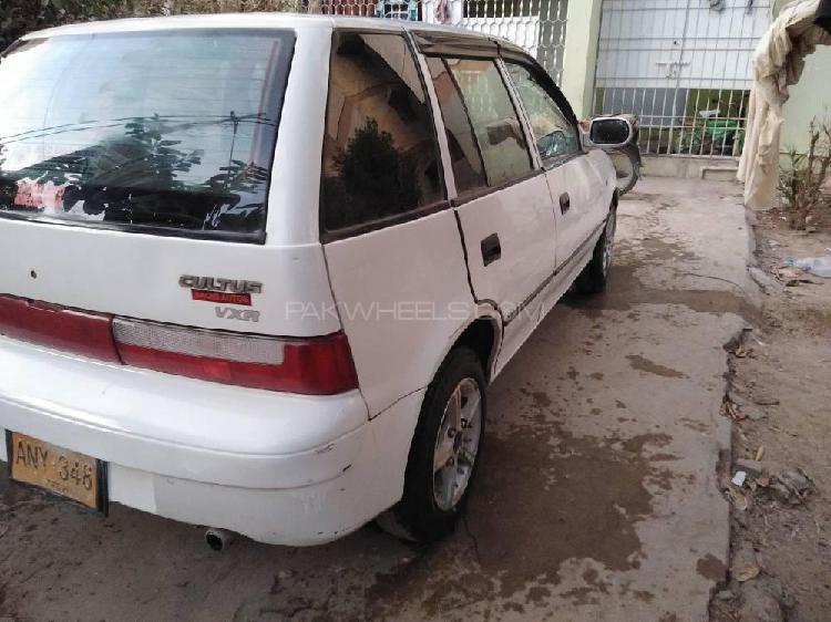 Suzuki cultus vxr (cng) 2007