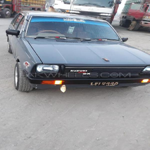 Suzuki fx 1987