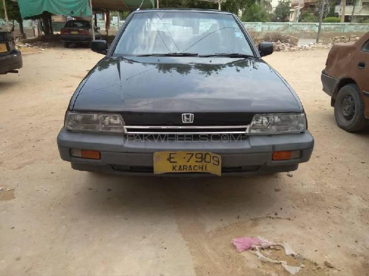 Honda accord ex 1988