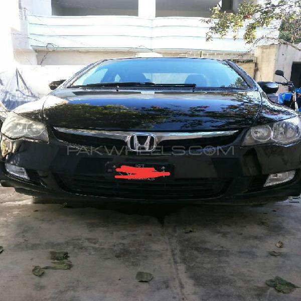 Honda civic vti 1.8 i-vtec 2006