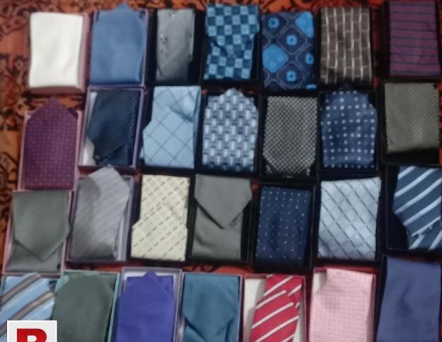 Imported quality men ties