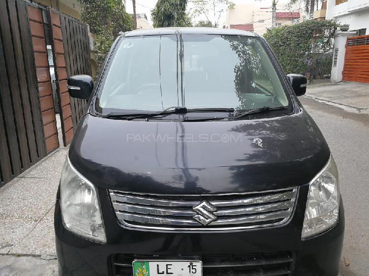 Suzuki wagon r limited 2012