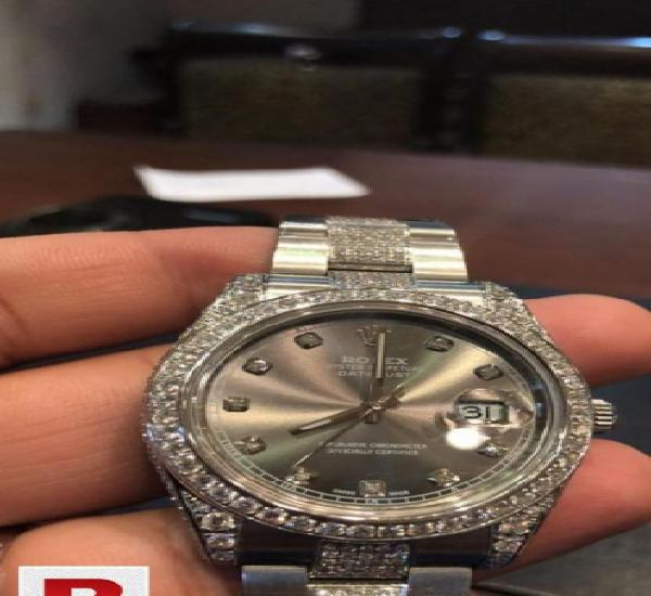 We buy used rolex watch and other brands