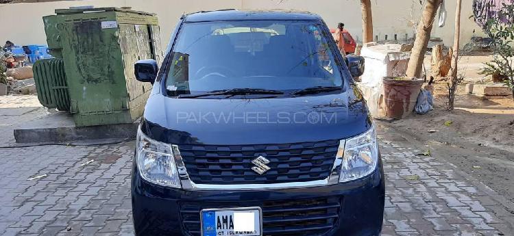 Suzuki wagon r fx limited ii 2015