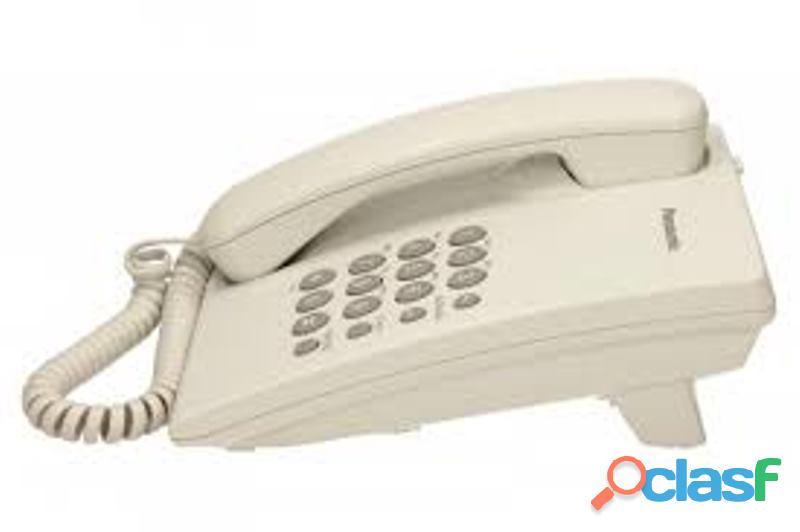 Panasonic ts500 corded simple phone set price.