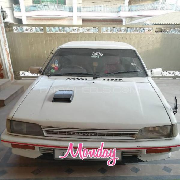Daihatsu charade detomaso 1986