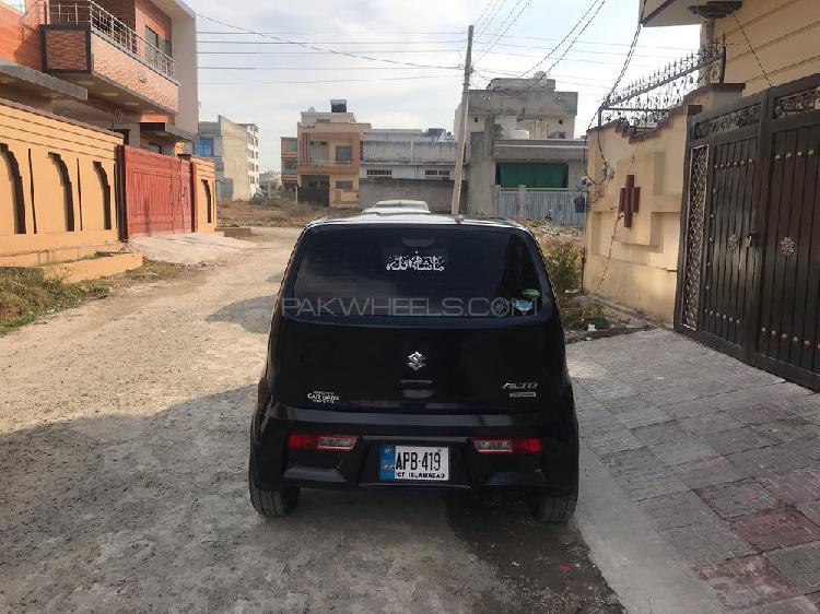 Suzuki alto s package 2015