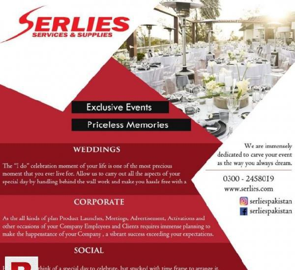 Event Management Services to make your precious moments